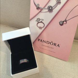 Pandora rings size 7